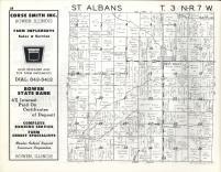 St. Albans T3N-R7W, Hancock County 1963